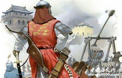 李璮生平故事简介李璮的结局李璮为什么反叛忽必烈?