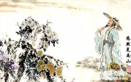 陶渊明生平故事简介陶渊明代表作有哪些?