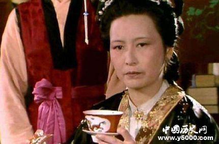 红楼梦王夫人简介王夫人人物形象分析