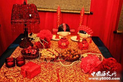 古代婚礼的习俗古人婚礼在什么时候进行?