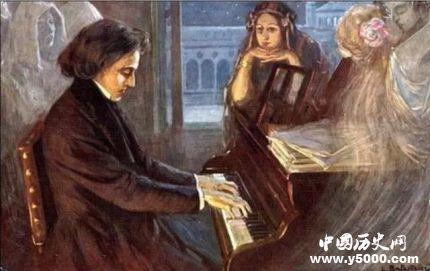 肖邦生平简介肖邦的故事肖邦的代表作品有哪些?