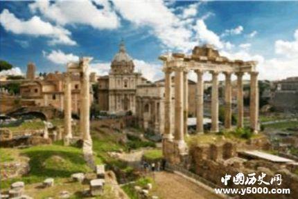 罗马帝国安敦尼王朝五贤帝简介安敦尼王朝成就有哪些?