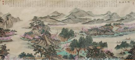 桃花源记武陵人是哪里武陵究竟在哪里?