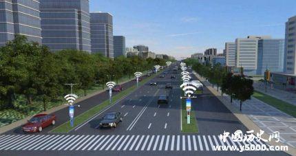 广州试点智慧路灯什么是智慧路灯?