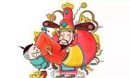 正月初五为什么迎财神春节习俗迎财神的出处与传说故事