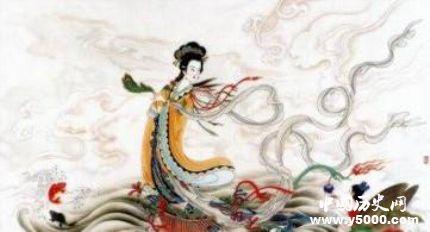 瑶姬传说故事简介瑶姬角色原型是什么?