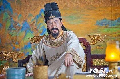 开国皇帝为什么害怕开国大臣