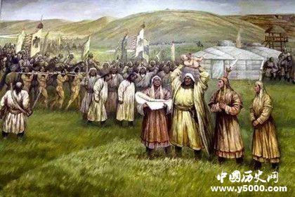 元朝历史为什么短揭秘元朝历史短的根本原因