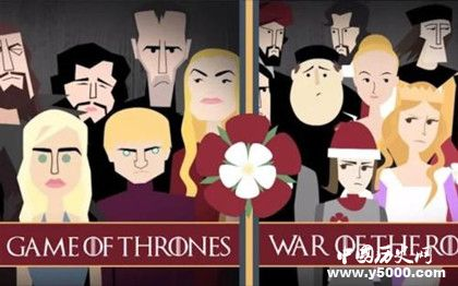 玫瑰战争简介玫瑰战争爆发背景战争过程结果战争结束标志
