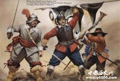 英国纳斯比战役时间战争过程介绍纳斯比战役结果是什么