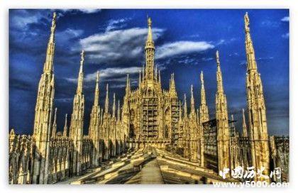哥特式建筑风格历史来源?哥特式建筑发展历史介绍!