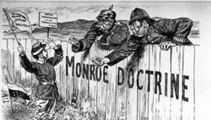 欧洲门罗主义是怎么兴起的?门罗主义的发展历史!
