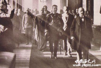 匈牙利摄政王霍尔蒂生平经历霍尔蒂是怎么死的?