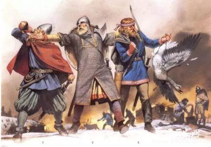 维京人发展历史简介维京人是现在的什么人?