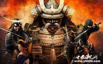 日本大名简介日本大名的等级有哪些?