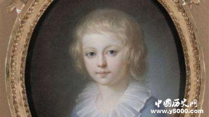 法国国王路易十七简介路易十七死因之谜