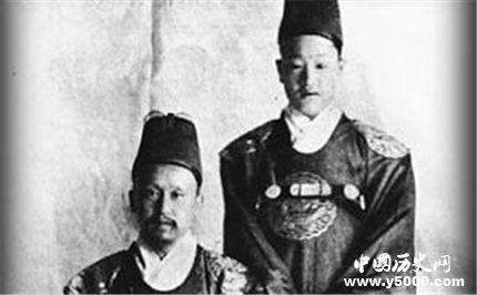 朝鲜君主李坧生平经历简介李坧是怎么死的?
