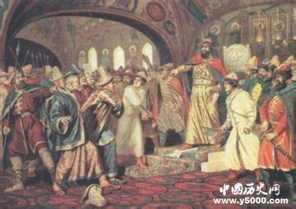 瓦西里三世生平经历简介瓦西里三世是怎么统一俄罗斯的?