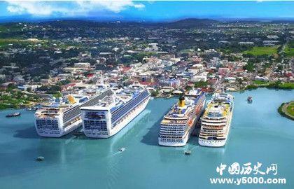 加勒比海地区国家首都有哪些_加勒比海地区首都大全_96KaiFa