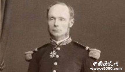 法国海军司令孤拔生平经历_孤拔是怎么死的