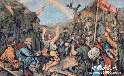 伟大的德国农民战争_德国农民战争的意义和影响