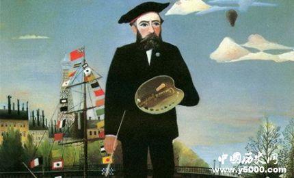 亨利卢梭艺术思想_亨利卢梭作品赏析