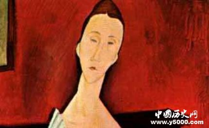 莫迪里阿尼作品特点_莫迪里阿尼最出名的画是什么