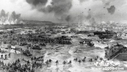 欧洲第二战场的开辟_什么是欧洲第二战场