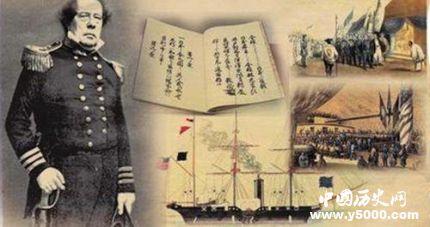 神奈川条约内容神奈川条约的影响有哪些?