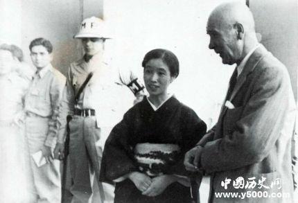日本战犯本间雅晴生平经历本间雅晴为什么被处死?